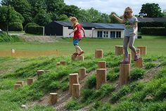 Playground Build & Design | Natural Child Play | Earth Wrights Ltd                                                                                                                                                     More