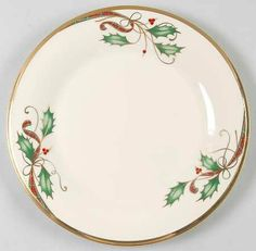 Lenox Eternal Christmas | Holiday China Patterns | Pinterest ...