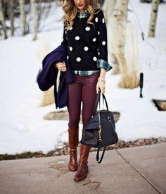 画像 : オシャレな重ね着コーデ。海外女性の「レイヤードスタイル」がカッコいい! - NAVER まとめ