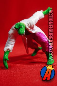 #SpiderMan 1991 THE #LIZARD PVC figure from #MARVEL COMICS. See more new and vintage #collectibles #pvc #figures #actionfigures #toys and more at… http://actionfigureking.com/list-3/miscellaneous/1991-marvel-comics-spider-man-the-lizard-pvc-figure