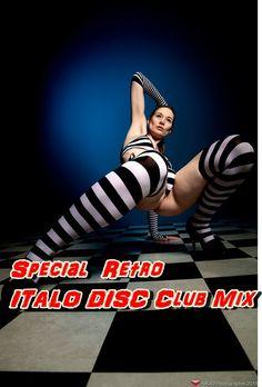 BEST ITALO RETRO 80's/90's DISCO PARTY FUN HD MIX 2016
