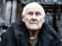 Maester Aemon, master of Castle Black