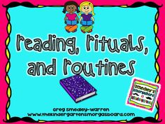 Download my PowerPoint from my reading sessions at the kindergarten conference!