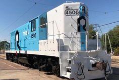 Train Car, Train Tracks, Rock Island Railroad, Bonde, Railroad Photography, Train Engines, Rolling Stock, Diesel Locomotive, Round House