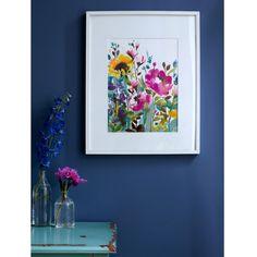 Giverny Print - Prints - Living | bluebellgray