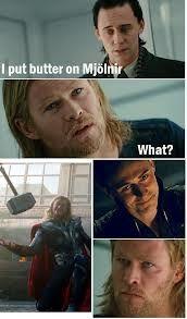 Ha oh Loki