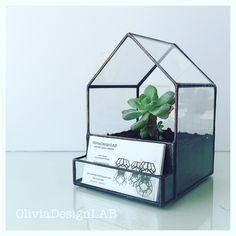 Un favorito personal de mi tienda Etsy https://www.etsy.com/listing/269984061/little-house-succulents-indoor-garden
