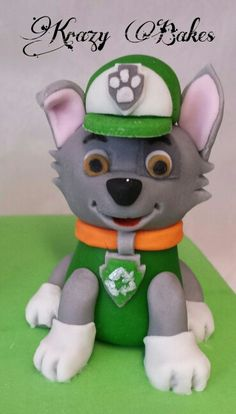 Rocky from Paw Patrol                                                                                                                                                                                 More