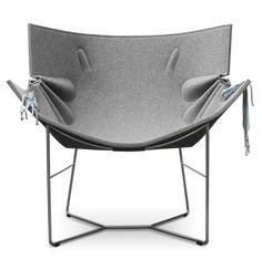 sièges en feutre, Bufa Chair, studio MOWO, ©studiomowo
