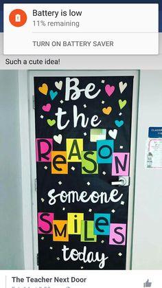 Throw kindness around like confetti! Amazing door or ...