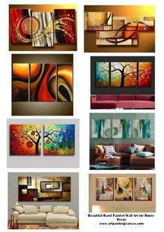 Extra large hand painted art paintings for home decoration. Large wall art, canvas painting for bedroom, dining room and living room, buy art online. #painting #art #wallart #walldecor #buyartonline #abstractart #abstractpainting #canvaspainting #artwork #largepainting Multi Canvas Painting, Living Room Canvas Painting, Canvas Paintings For Sale, 3 Piece Canvas Art, Abstract Canvas Wall Art, Modern Art Paintings, Hand Painting Art, Living Room Paint, Large Canvas