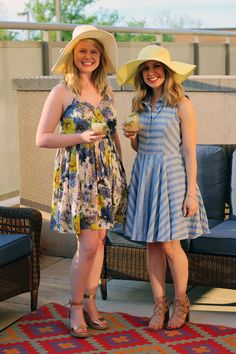 Derby Dress Style | Glass of Glam