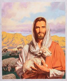 The Divine Mission of Jesus Christ: Good Shepherd - Visiting Teaching Message Feb 2014