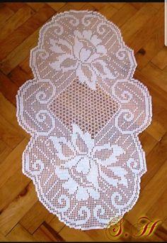 Crochet Motif Patterns, Crochet Chart, Pinterest Diy Crafts, Sunburst Granny Square, Crochet Placemats, Diy Crafts Crochet, Crochet Dollies, Fillet Crochet, Rainbow Crochet