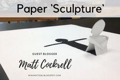 Mini Matisse: Paper Sculpture
