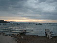 Sunset Lake Titicaca, Bolivia