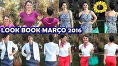 LEILA DINIZ advogada blogueira youtuber: Meu LOOKBOOK março 2016, vários modelitos, qual fo...