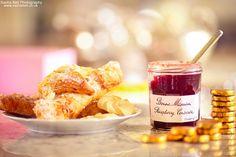 Jam & Croissant