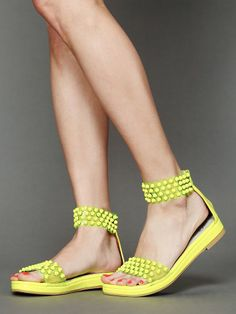 Jeffrey Campbell Pier Sandal at Free People Clothing Boutique