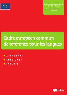 CECR. Cadre européen