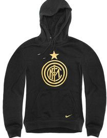 Inter Milan Black Core Hoody 2013-14 is an official product, made by Nike as part of the Inter Milan training kit range see it here.  http://www.soccerbox.com/internationalteams/inter-milan-football-shirts/inter-milan-training-kit/