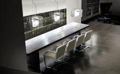 Chimera Suspension Lamp, Contemporary Dining Room Lighting Design at Cassoni.com