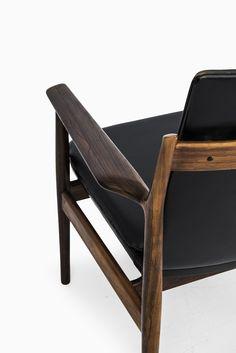 Arne Vodder armchairs model 431 by Sibast at Studio Schalling