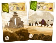 Desert Empire Cards
