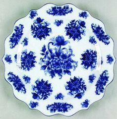 Cracker Barrel blue floral plate http://pinterest.com/pin/228487381067222492/repin/