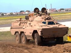 Ratel 20 Infantry Fighting Vehicle (South Africa)