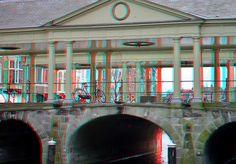 Koornbrug Leiden 3D