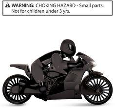 Black Series Remote Control Motorcycle
