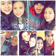 Sister and dad at the top and my cousins at the bottom!  by itsss_hayli
