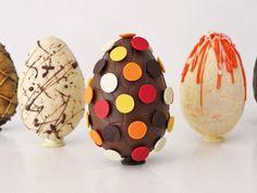 Nuevas ideas para hacer y decorar huevos de Pascua. Vídeo