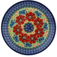 Polish Pottery #U1490 Ceramika Artystyczna, Boleslawiec Pattern P5258A