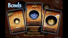 Bowls - Authentic Tibetan Singing Bowls by Oceanhouse Media -- 1.99 app lets you record sequences