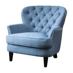 Sanna Tufted Arm Chair | Joss & Main