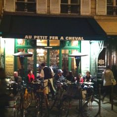 One of my favourite bars in paris!