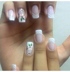 Nail Colors, Nail Art, Cool, Nails, Women's Fashion, Makeup, Ideas, Work Nails, Enamel