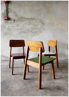 SIM CHAIR Colour by TAKE HOME DESIGN at Coroflot.com