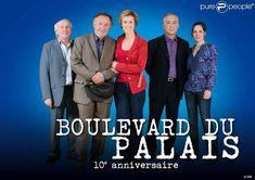 boulevard du palais   Anne Richard et l'équipe de Boulevard du Palais.