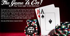The Virtual Casino - mHuge January Bonuses