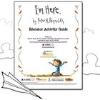 """Free """"I'm Here"""" Educator's Activity Guide, written by SARCC (The Southwest Autism Research &Resource Center)"""