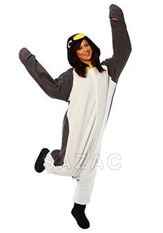 Penguin Kigurumi Adults XL >>> BEST VALUE BUY on Amazon  #AdultCostumes