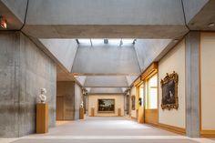 Yale Center for British Art - Louis Kahn   von Scott Norsworthy