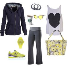 LOVE the YELLOW! <3 another amazing ensemb from Karissa Partin... Check the Thirty-One tote!!   visit me- www.mythirtyone.com/jaycece