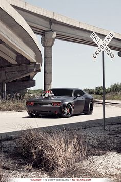 Dodge Challenger SRT8 2009 by Cult Motorsports