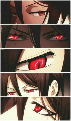 Sebastian is My Lord: Love his eyes! ♥ ♥ ♥