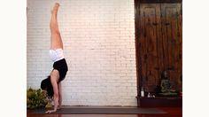 Handstand (Adho Mukha Vrksasana)