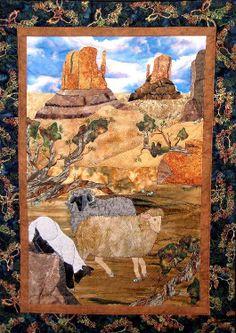 Woolen Mittens quilt patterns from Shepherd's Gate Designs